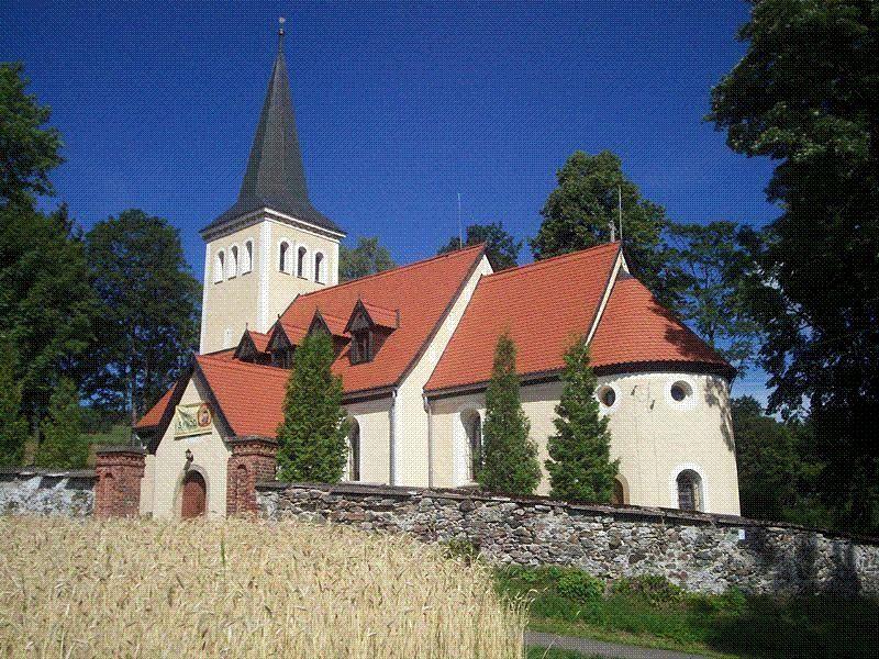Kościół Narodzenia NMP w Rędzinach