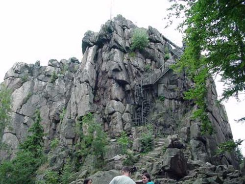 Sokoliki w Rudawach Janowickich