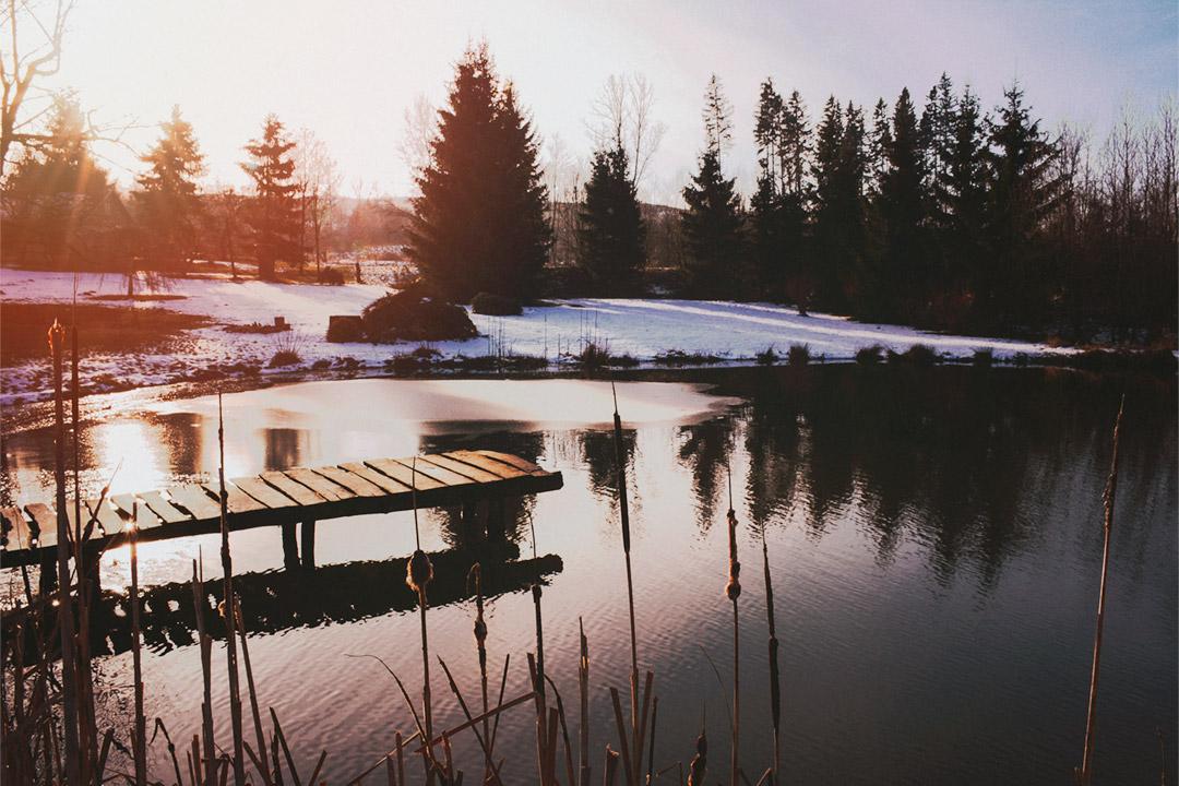 Zima w agroturystyce