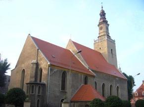 Kościół Piotra i Pawła w Kamiennej Górze