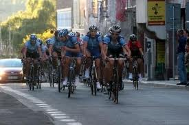 Kryterium kolarskie w Bolkowie