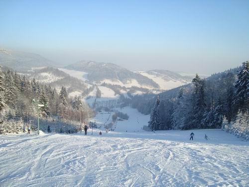 Stacja narciarska Czarnów