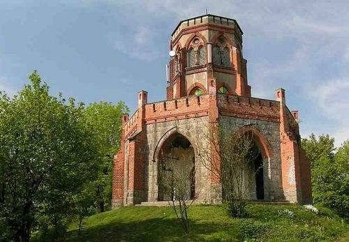 Wieża widokowa Bronówek